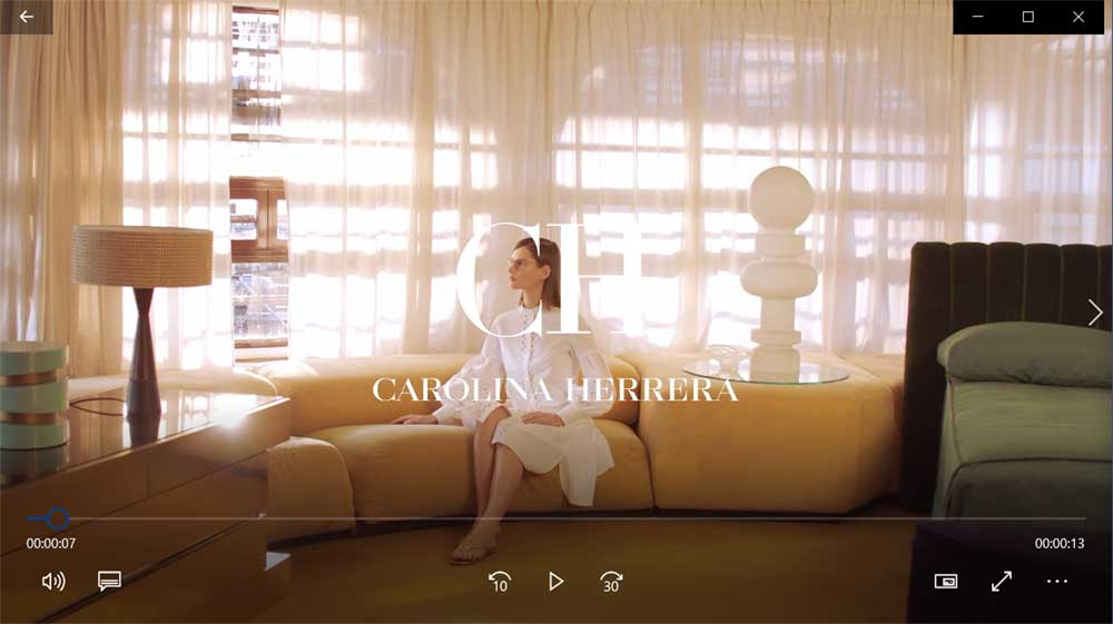 Carolina Herrera Modelle
